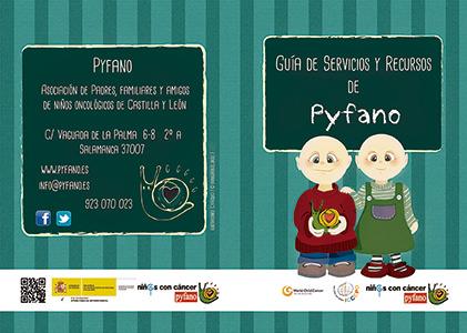 Guías de ayuda de Pyfano